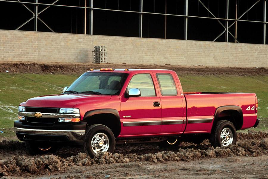 2001 Chevrolet Silverado 2500 Photo 3 of 5