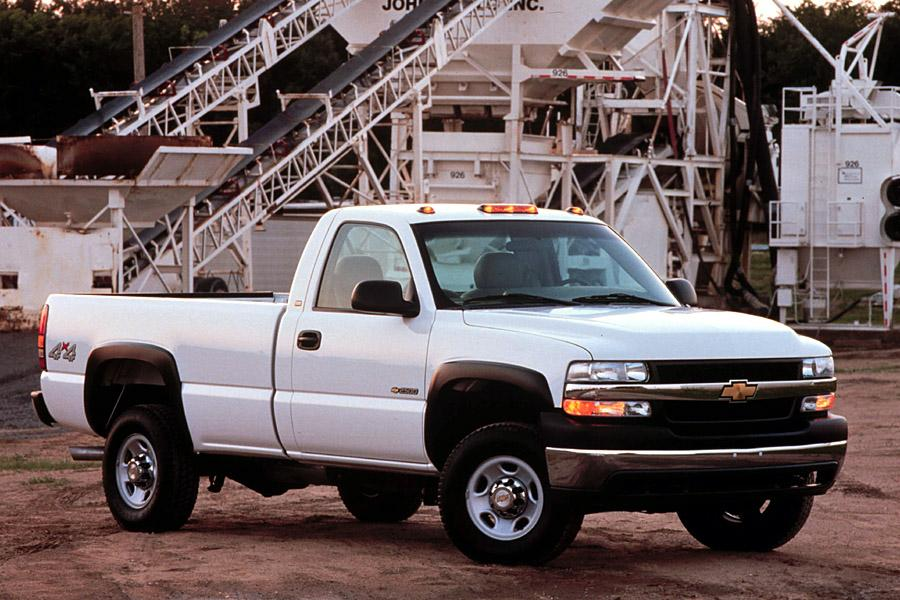 2001 Chevrolet Silverado 2500 Photo 4 of 5