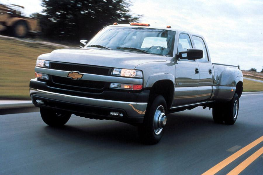 2001 Chevrolet Silverado 3500 Photo 3 of 8