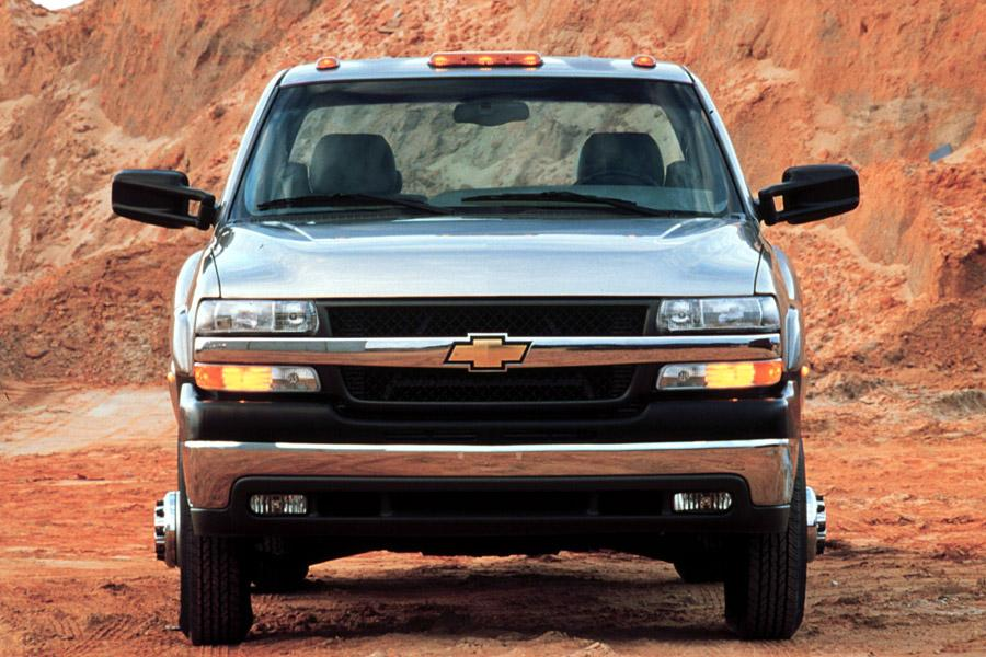 2001 Chevrolet Silverado 3500 Photo 6 of 8