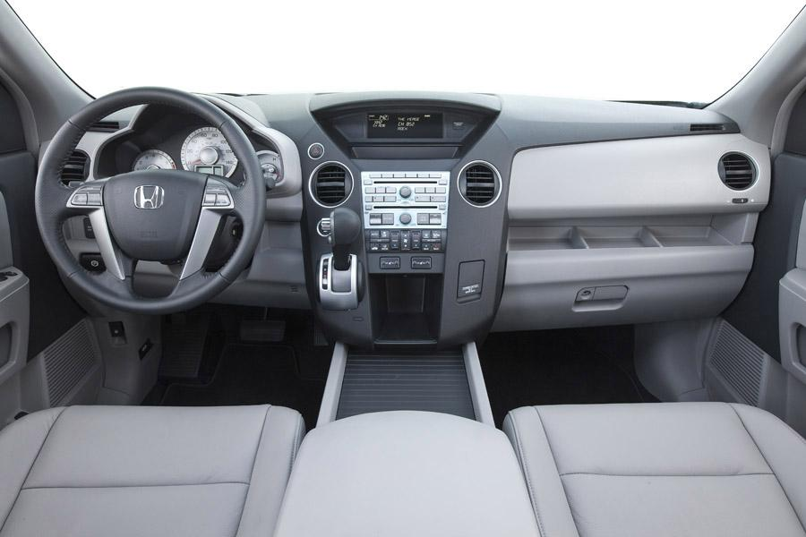 2009 Honda Pilot Specs Pictures Trims Colors Cars Com