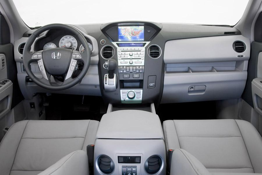 2009 Honda Pilot Specs Pictures Trims Colors Cars Com