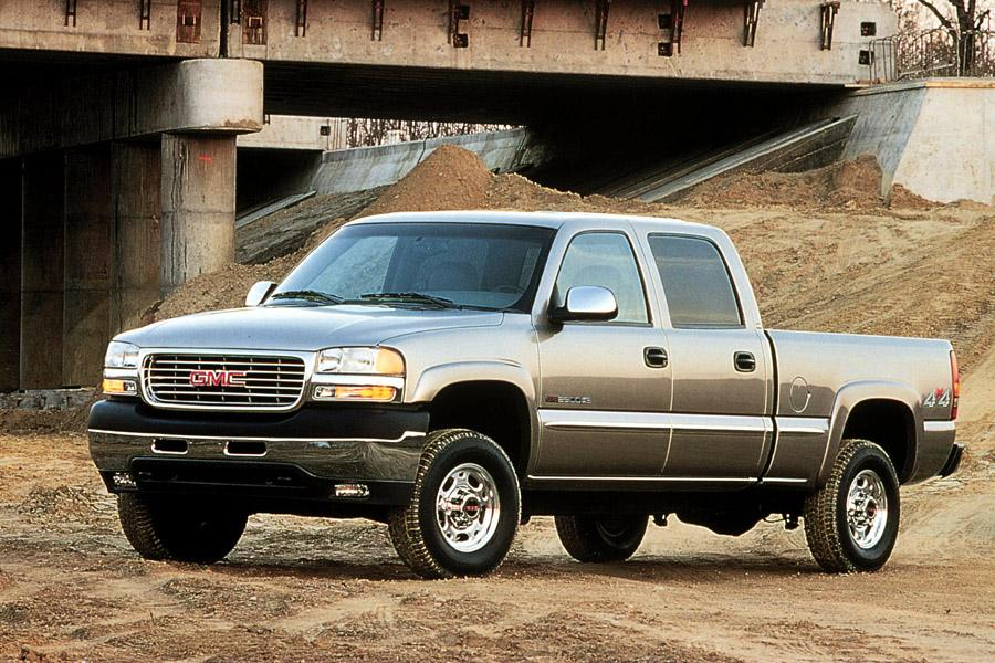 2001 GMC Sierra 2500 Photo 1 of 12