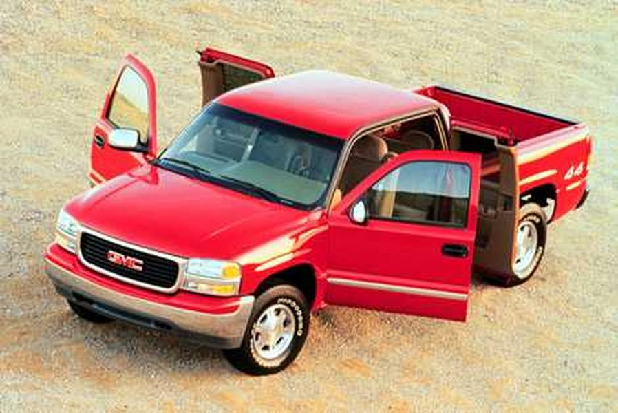 2000 GMC Sierra 2500 Photo 2 of 4