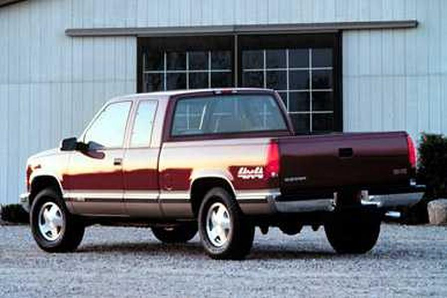 2000 GMC Sierra 2500 Photo 3 of 4