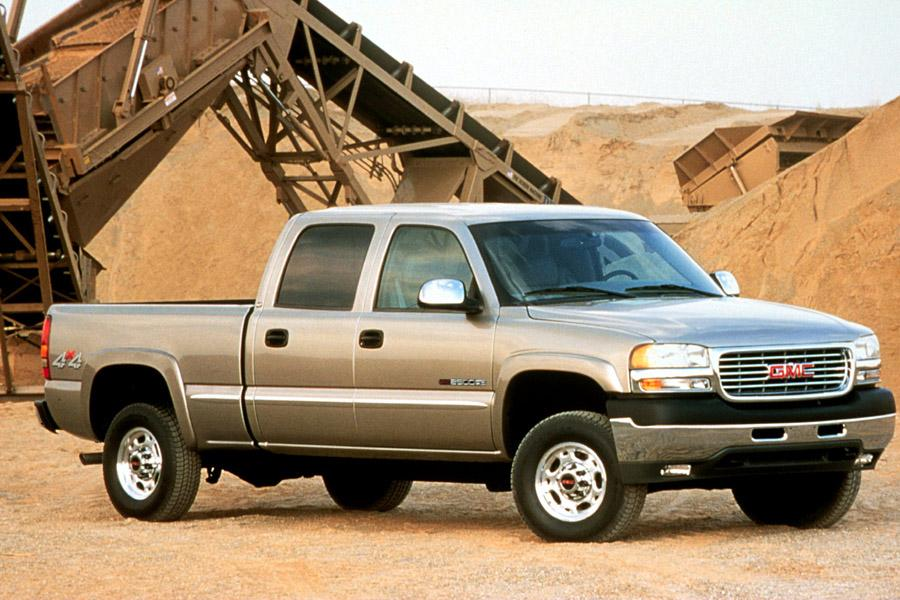 2001 GMC Sierra 2500 Photo 3 of 12