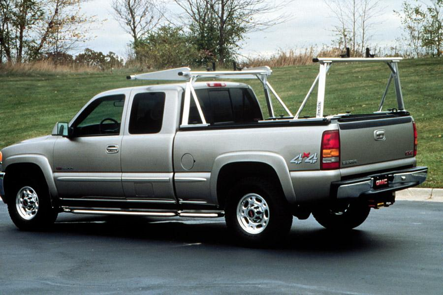 2001 GMC Sierra 2500 Photo 5 of 12