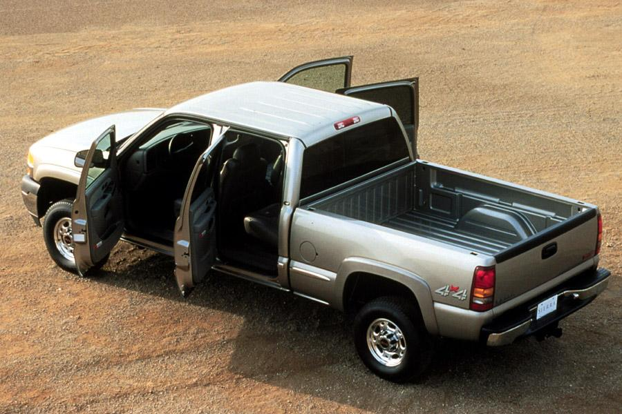 2016 Duramax Specs >> 2001 GMC Sierra 2500 Reviews, Specs and Prices   Cars.com