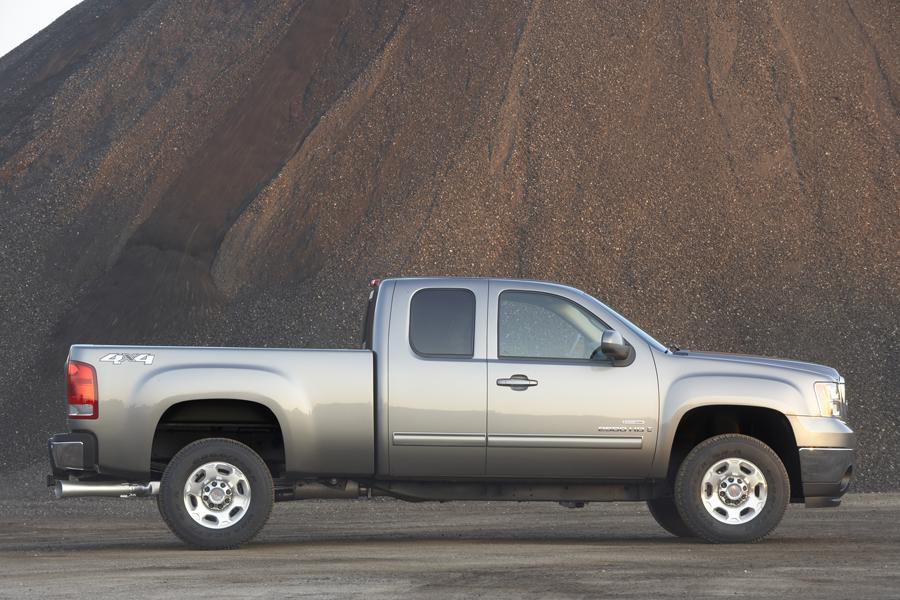 2008 GMC Sierra 2500 Photo 6 of 6