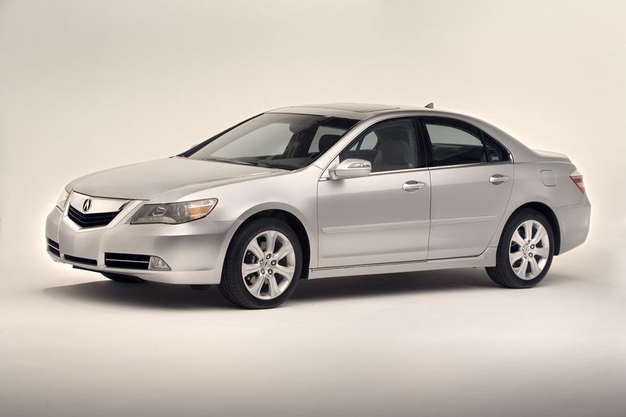 2009 Acura RL Photo 3 of 11