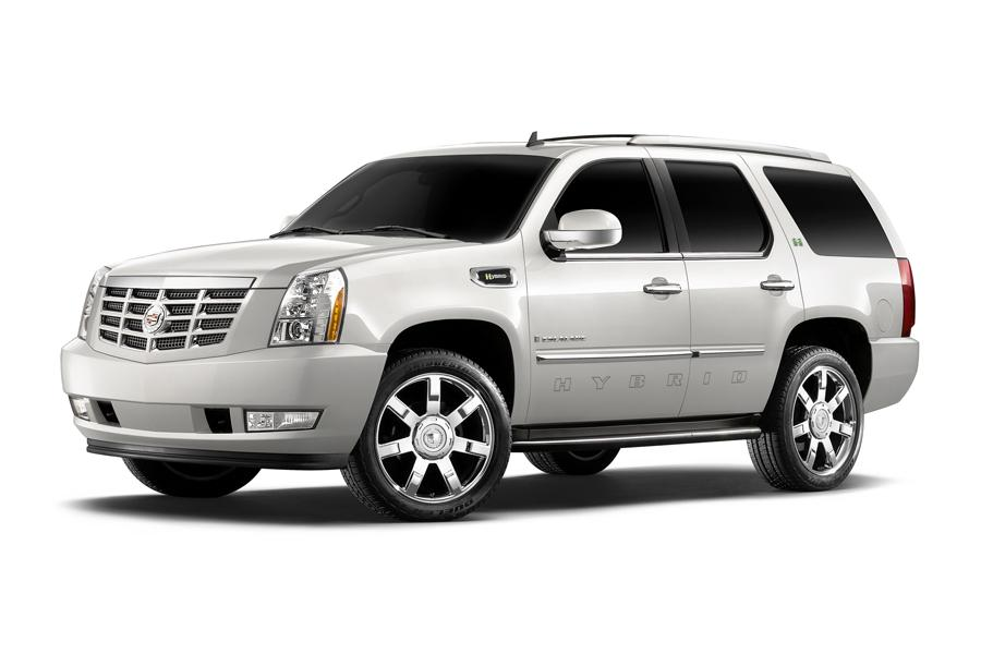2009 Cadillac Escalade Hybrid Photo 1 of 24