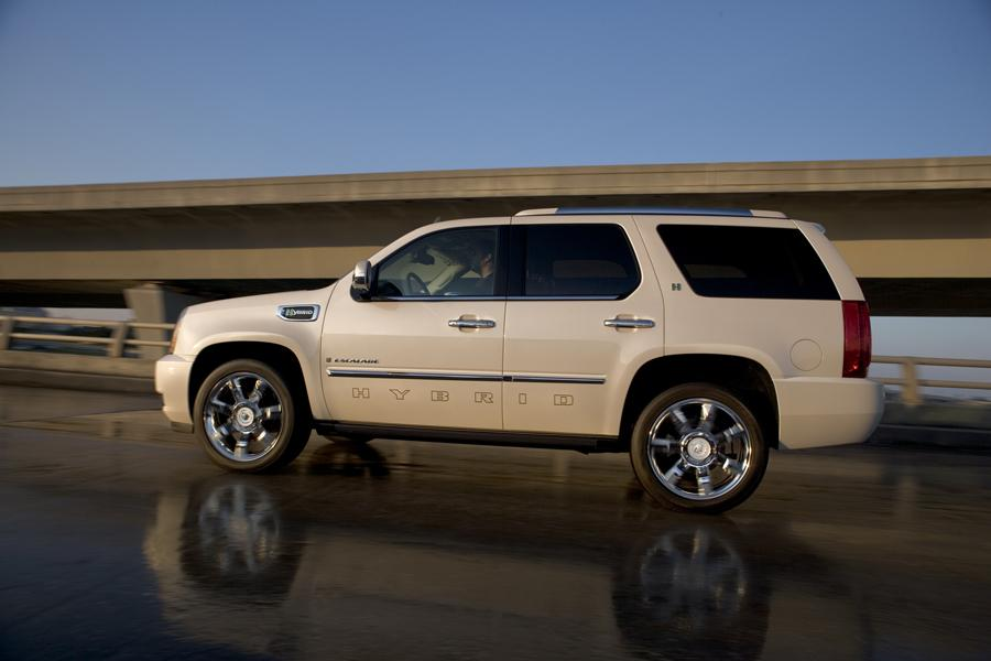 2009 Cadillac Escalade Hybrid Photo 3 of 24