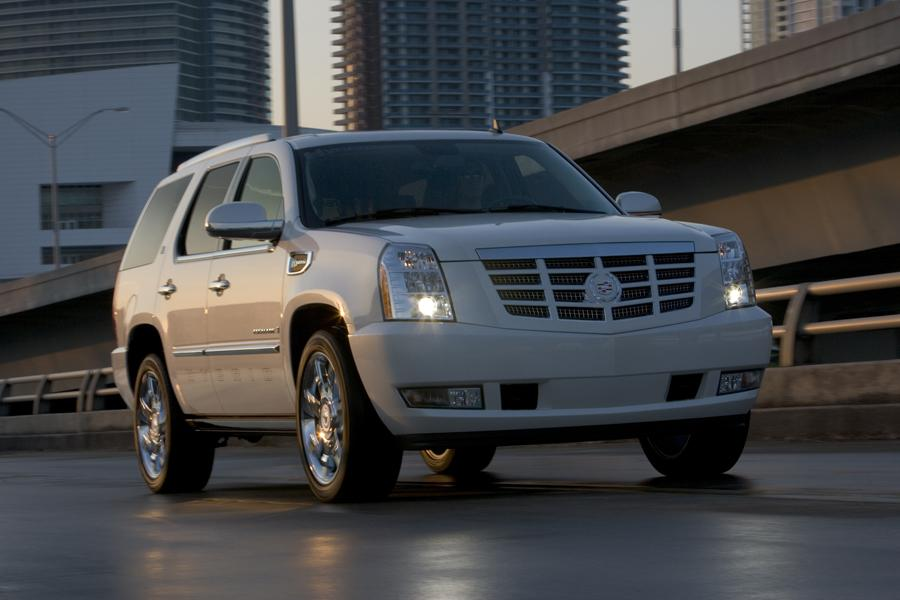 2009 Cadillac Escalade Hybrid Photo 4 of 24