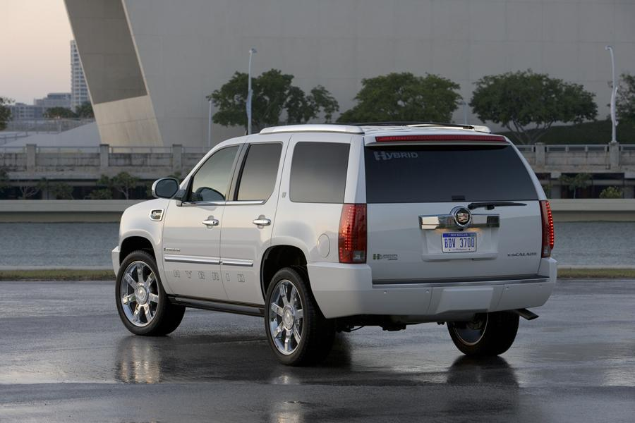 2009 Cadillac Escalade Hybrid Photo 5 of 24