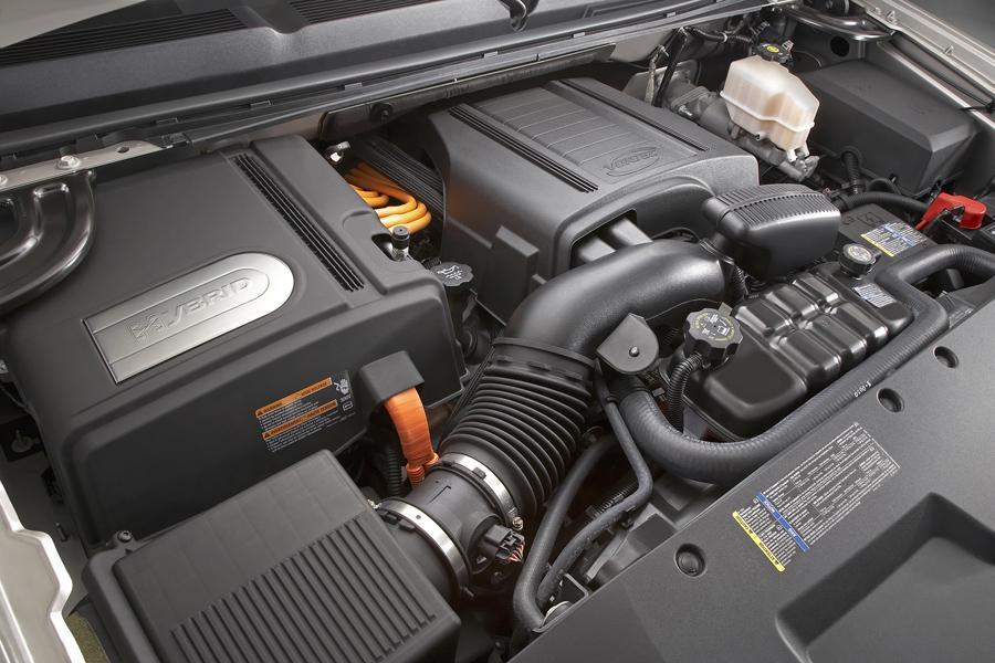2009 Chevrolet Silverado 1500 Hybrid Photo 6 of 6