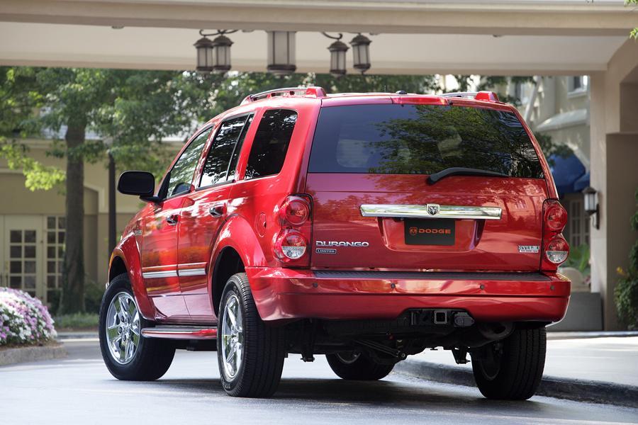 2009 Dodge Durango Hybrid Reviews, Specs and Prices   Cars.com