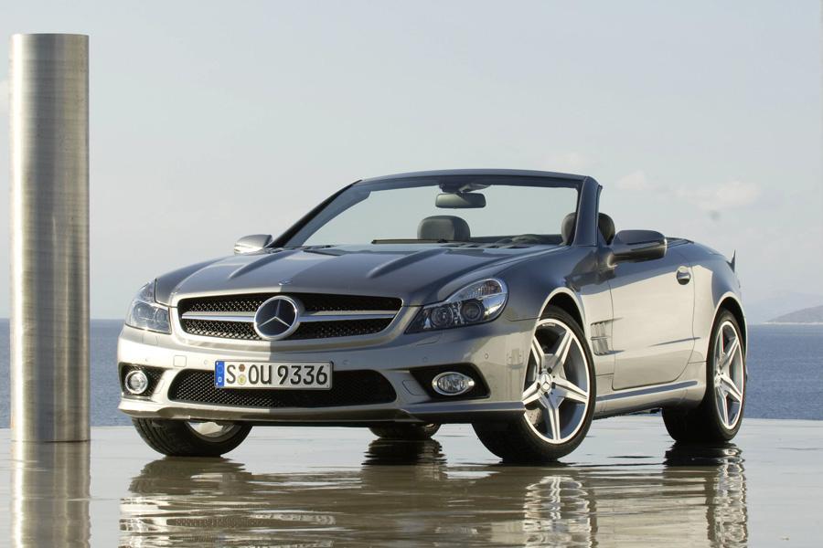 2009 Mercedes-Benz SL-Class Photo 1 of 6