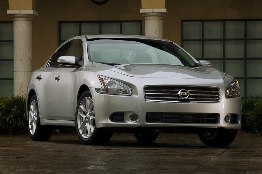 2009 Nissan Maxima Photo 1 of 9