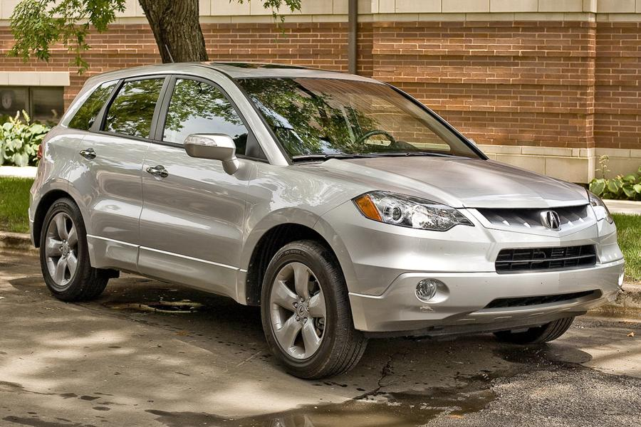 2008 Acura Mdx For Sale >> 2008 Acura RDX Reviews, Specs and Prices | Cars.com