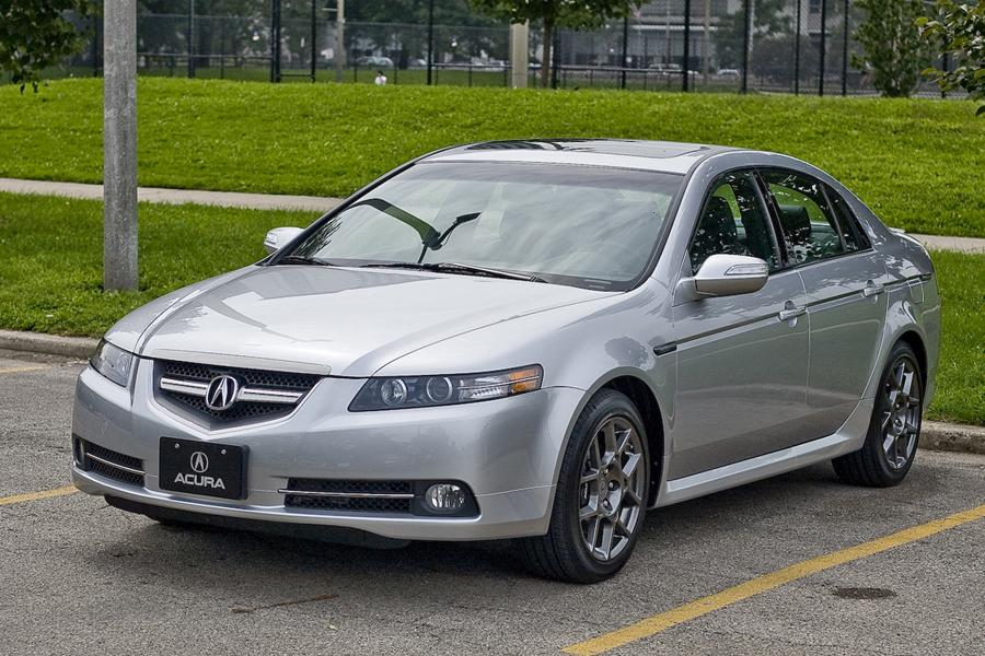 2008 Acura Tl Specs Pictures Trims Colors Cars Com