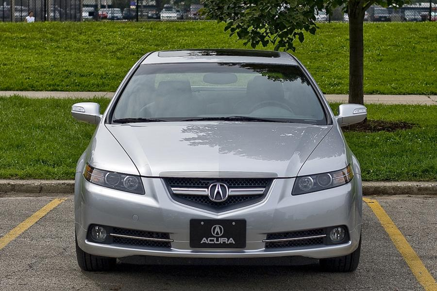 2008 Acura TL Reviews, Specs And Prices