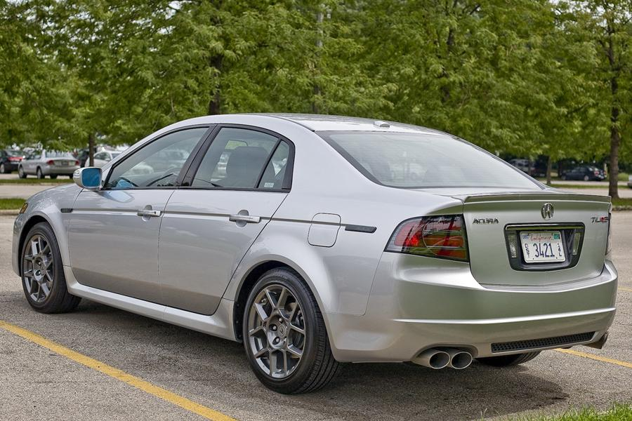 2007 Acura Tl Type S For Sale >> 2008 Acura TL Reviews, Specs and Prices | Cars.com