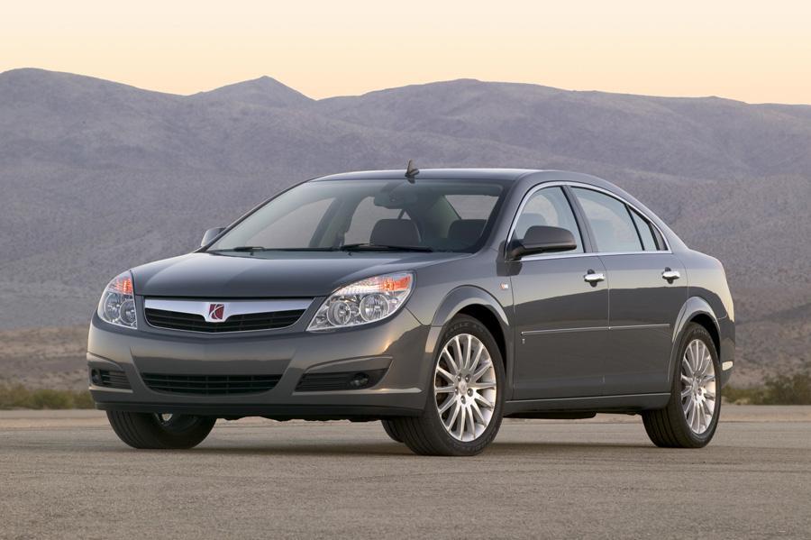 Saturn Aura Sedan Models, Price, Specs, Reviews | Cars.com