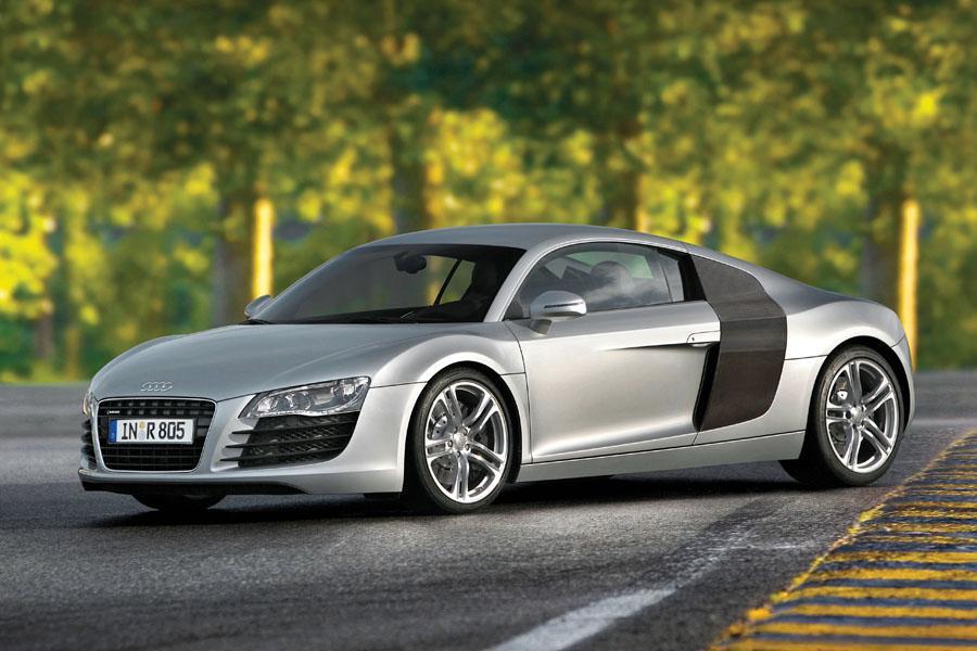 2009 Audi R8 Photo 2 of 20