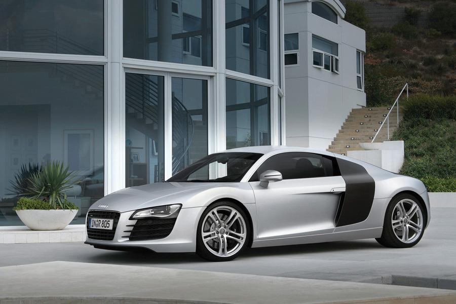 2009 audi r8 overview. Black Bedroom Furniture Sets. Home Design Ideas