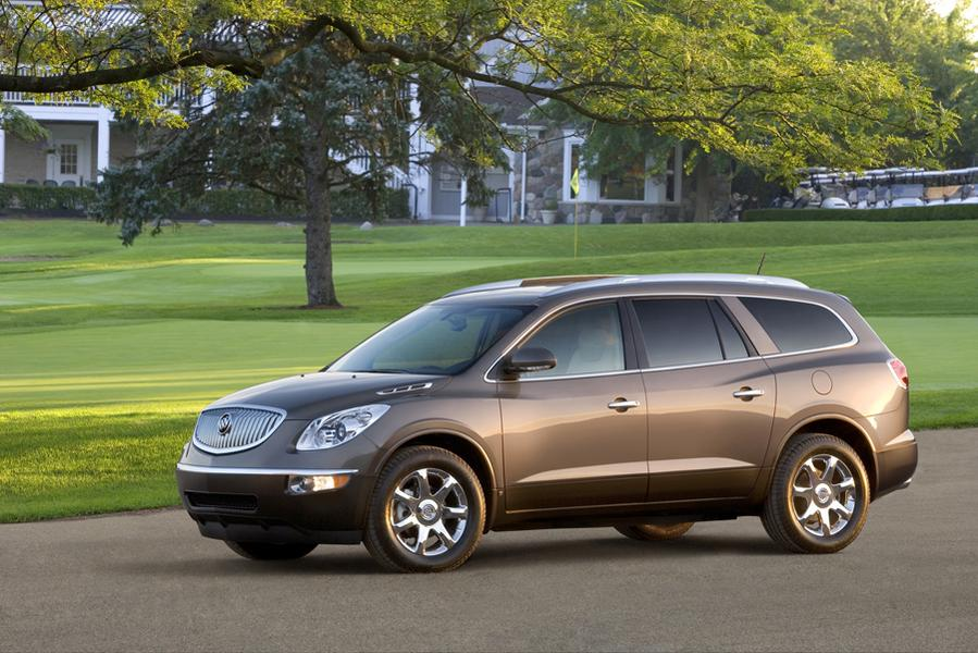 2009 buick enclave reviews specs and prices. Black Bedroom Furniture Sets. Home Design Ideas