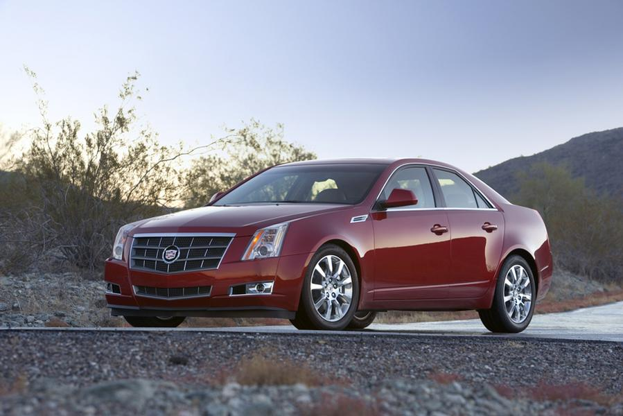 2009 Cadillac CTS Photo 1 of 25