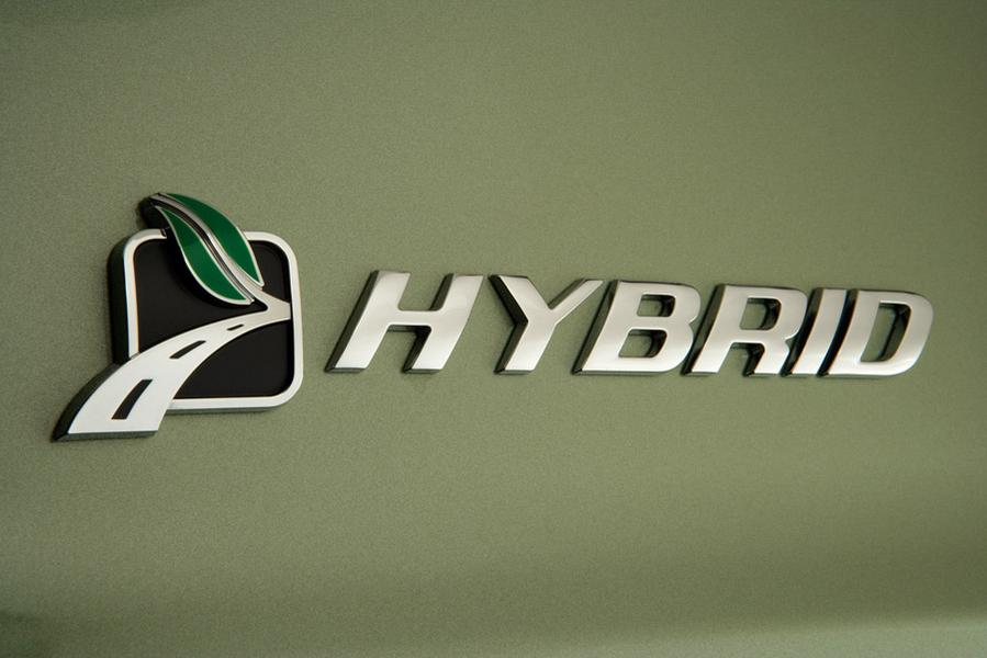 2009 Ford Escape Hybrid Photo 2 of 5