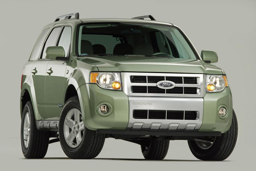 2009 ford escape hybrid overview. Black Bedroom Furniture Sets. Home Design Ideas