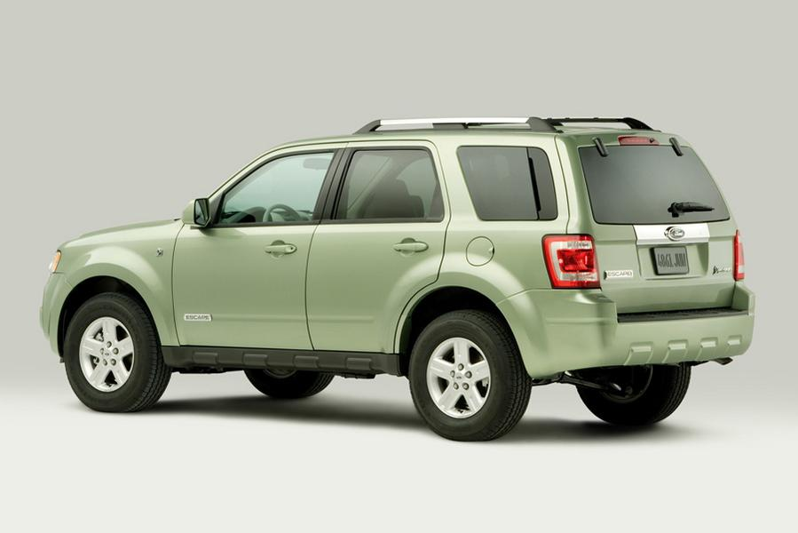 2009 Ford Escape Hybrid Photo 4 of 5