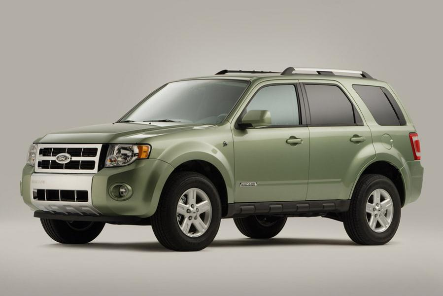 2009 Ford Escape Hybrid Photo 1 of 5