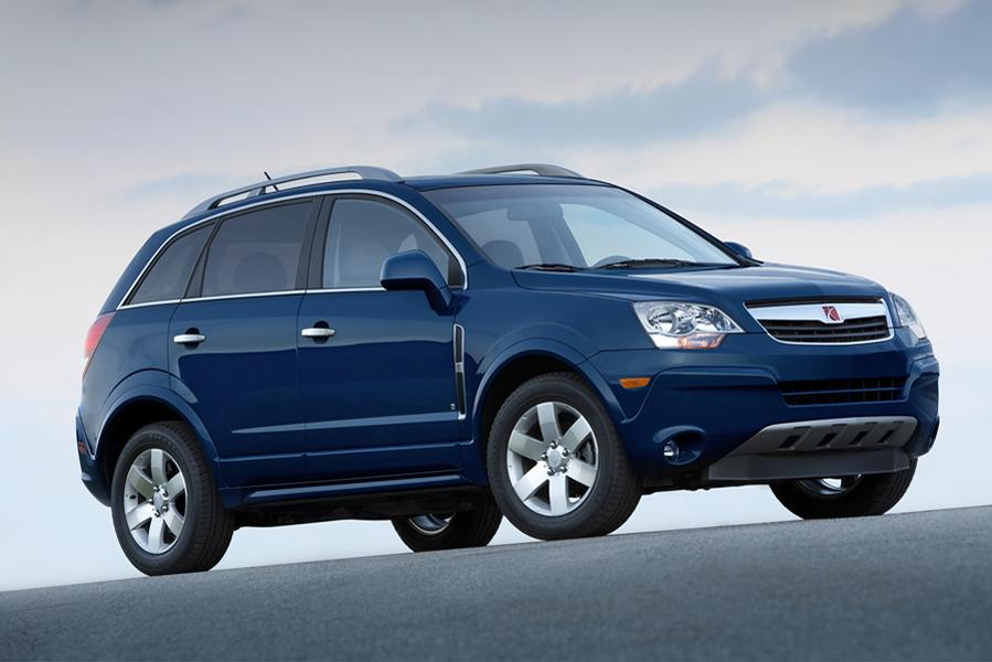 2009 Saturn Vue Overview Cars Com