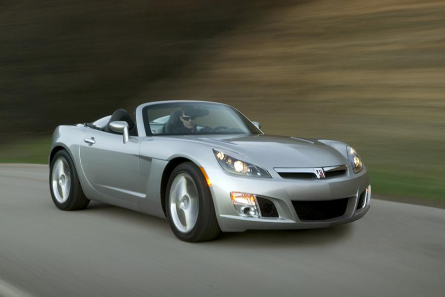 Saturn Sky Convertible Models Price Specs Reviews  Carscom