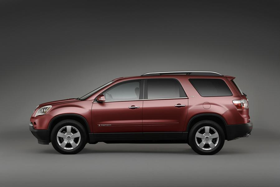 2009 GMC Acadia Photo 4 of 11