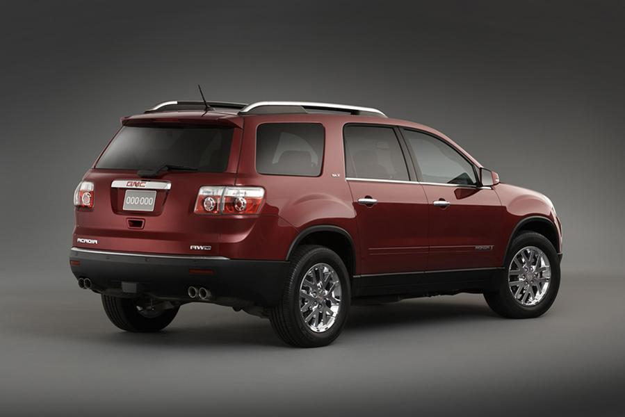 2015 Gmc Acadia For Sale >> 2009 GMC Acadia Reviews, Specs and Prices | Cars.com