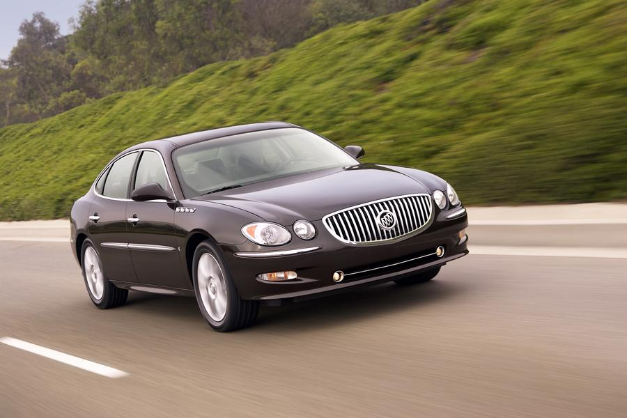 2009 Buick LaCrosse Overview | Cars.com