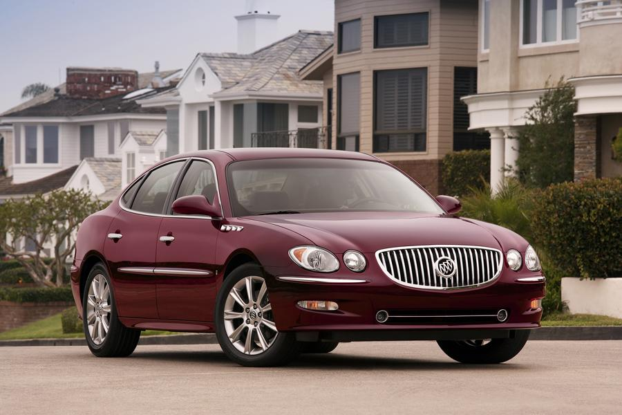2009 buick lacrosse reviews specs and prices. Black Bedroom Furniture Sets. Home Design Ideas