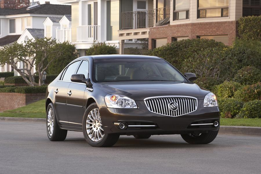 2009 Buick Lucerne Photo 5 of 12