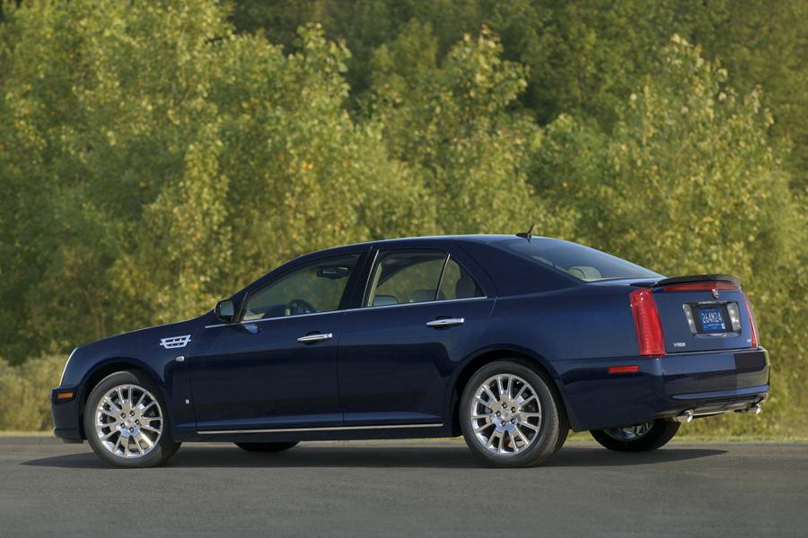 2009 Cadillac STS Photo 3 of 14