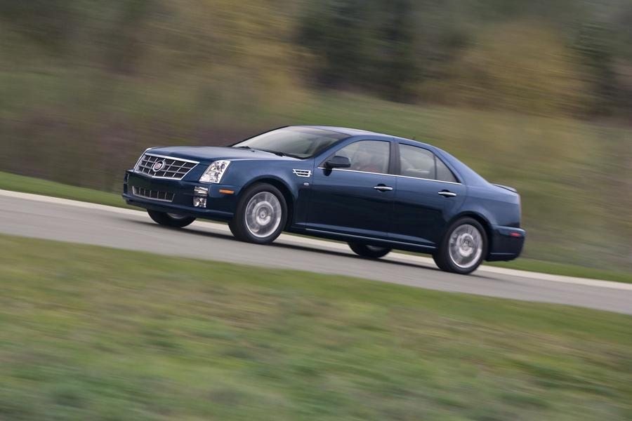 2009 Cadillac STS Photo 5 of 14
