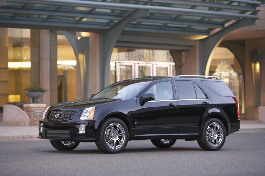 2009 Cadillac Srx Overview Cars Com