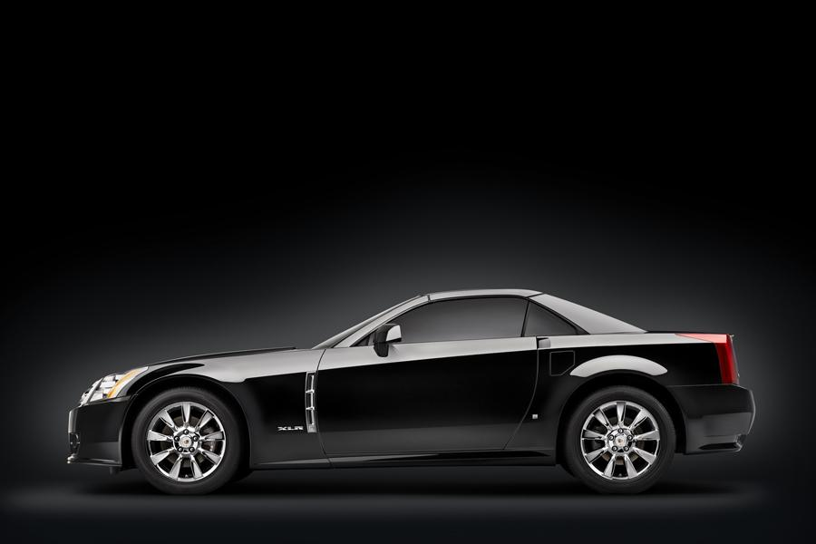 cadillac xlr convertible models price specs reviews carscom