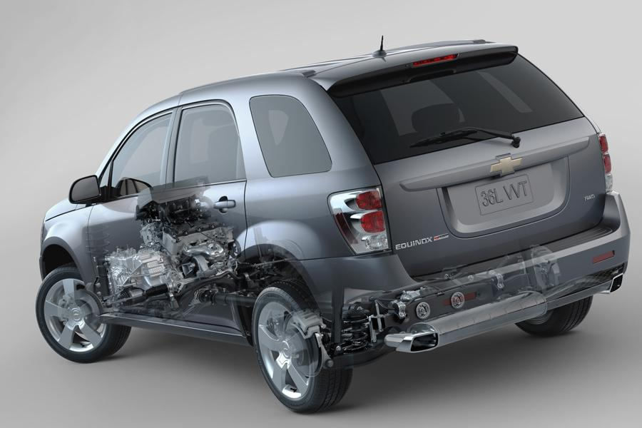 2009 Chevrolet Equinox Photo 3 of 7