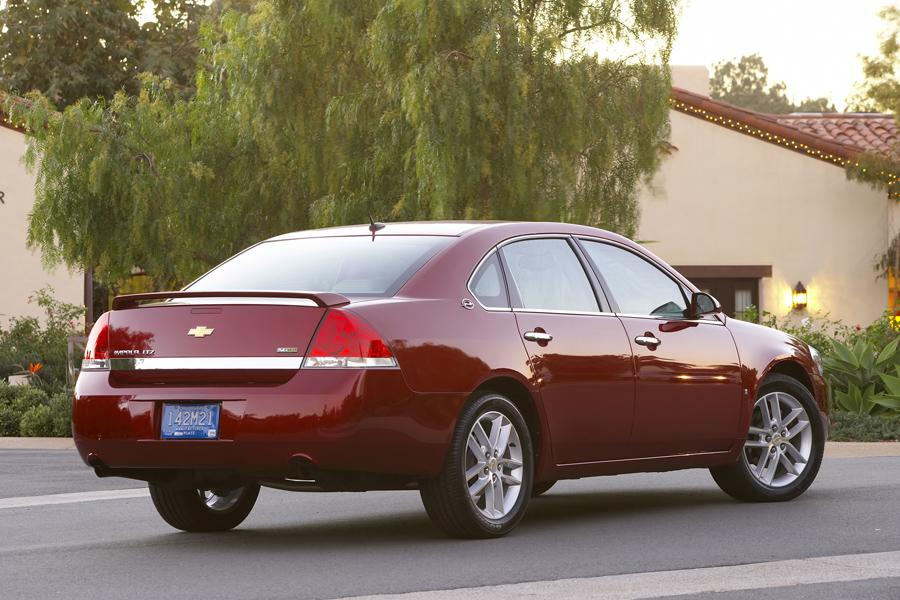 2013 Chevrolet Impala Ltz >> 2009 Chevrolet Impala Reviews, Specs and Prices | Cars.com