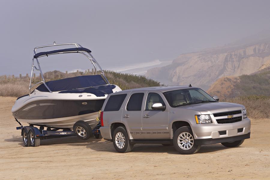2009 Chevrolet Tahoe Hybrid Photo 2 of 6