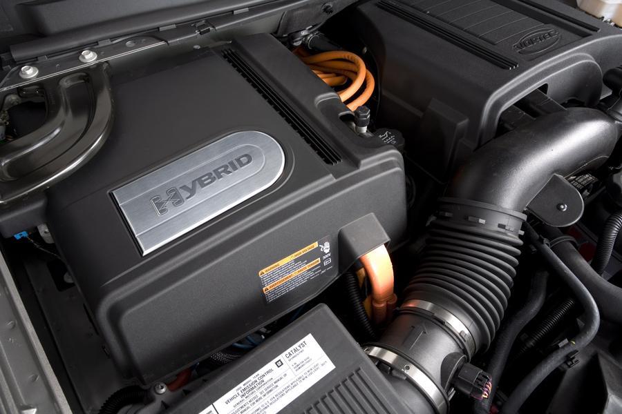 2009 Chevrolet Tahoe Hybrid Photo 5 of 6